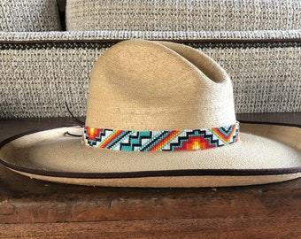 d9cf9da78073c Leather hippie hat