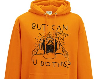 96e10163667e But can you do this- Kids and adults pewdiepie Orange hoodie