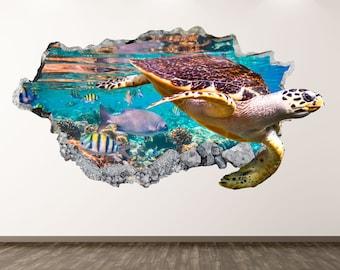 metal turtle wall decor.htm ocean wall decor etsy  ocean wall decor etsy