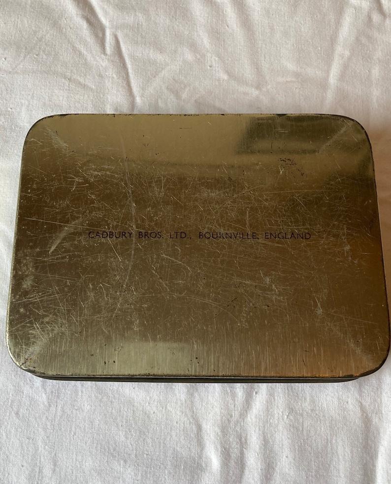 Vintage Coronation Commemorative tin 1953