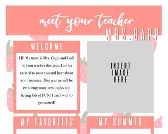 Meet your teacher | Etsy