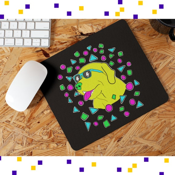 WASD PC Gamer Mouse Pad  Computer Lover  Office Mouse Pad  Video Game Gift  Gifts For Gamer  Gift For Him  Keyboard Circuit Board