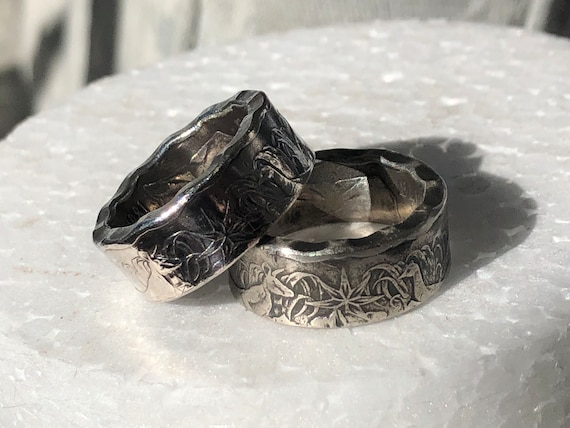 Australian 50 Cent Coin Ring