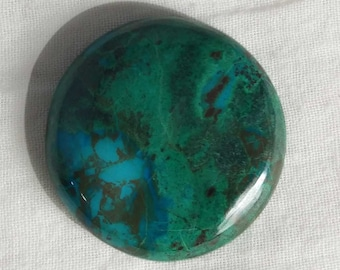 9.15 C Natural Turquoise Oval Cabochon Purple Colour Untreated Loose Gemstone