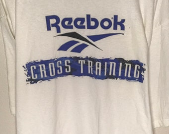 87e55a5ea Vintage 90s Original Reebok Cross Training