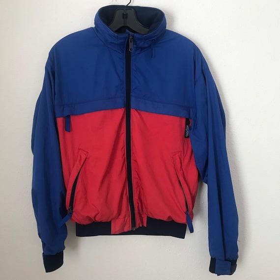 Vintage 90's Patagonia Fleece Lined bomber ski Jac