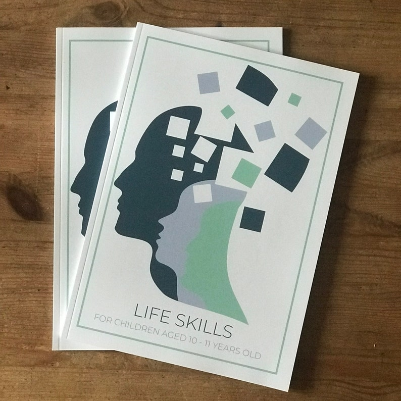Life Skills Level 1 Workbook for children aged 10 to 11 years image 0