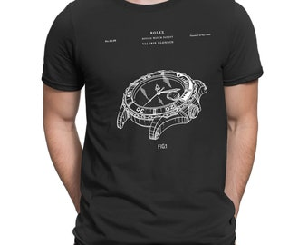 3e00267e Patent Shirt - Rolex Diving Watch Patent t-shirt, old patent t-shirt, patent  tee shirt, patent shirt, Top Patent Drawings, QS126