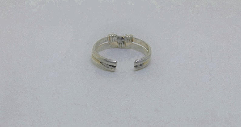 Sterling Silver Wire Ring