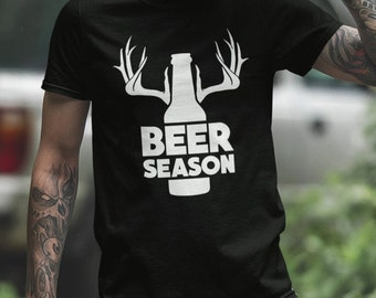 Beer Season - chasse - chasseur - T-Shirt Unisex Ultra Coton