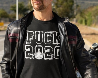 F&%K 2020!! - T-Shirt Unisex Ultra Coton - humour - hommes
