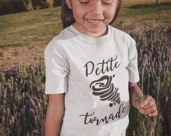Petite Tornade - T-Shirt unisex pour enfants- T-Shirt drôle