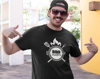 BBQ Master - Roi du Grill - T-Shirt Unisex Ultra Coton
