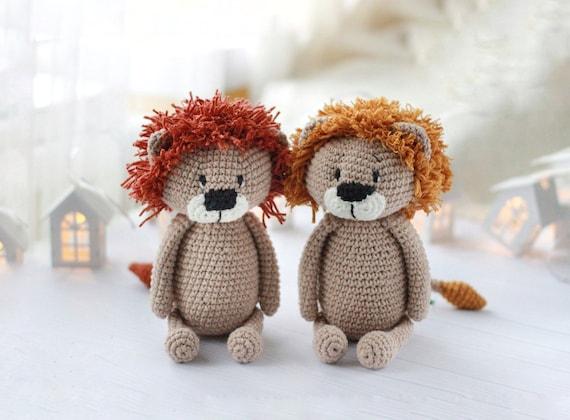 Lopi, crochet lion pattern | Son's Popkes | 420x570