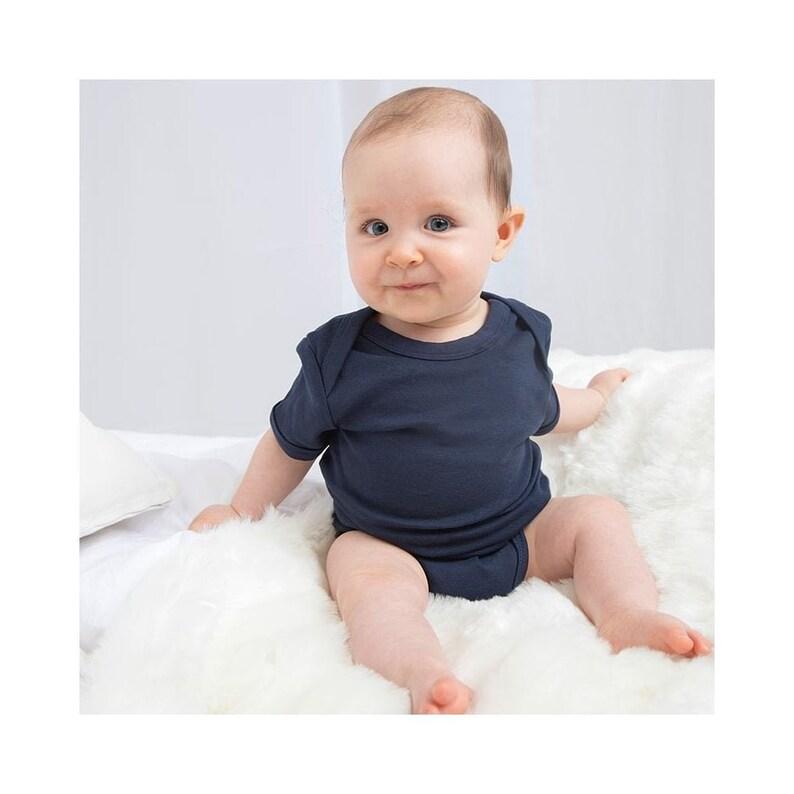 Blue Birthday New Baby Personalised Gift Love my Auntie Baby Bodysuit Baby Vest Auntie Organic Cotton Babygrow Aunt Baby Shower