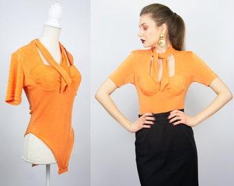 827d77650e Vintage bodysuit