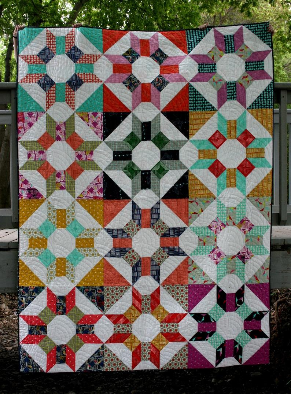 Prosper Quilt Pattern image 0