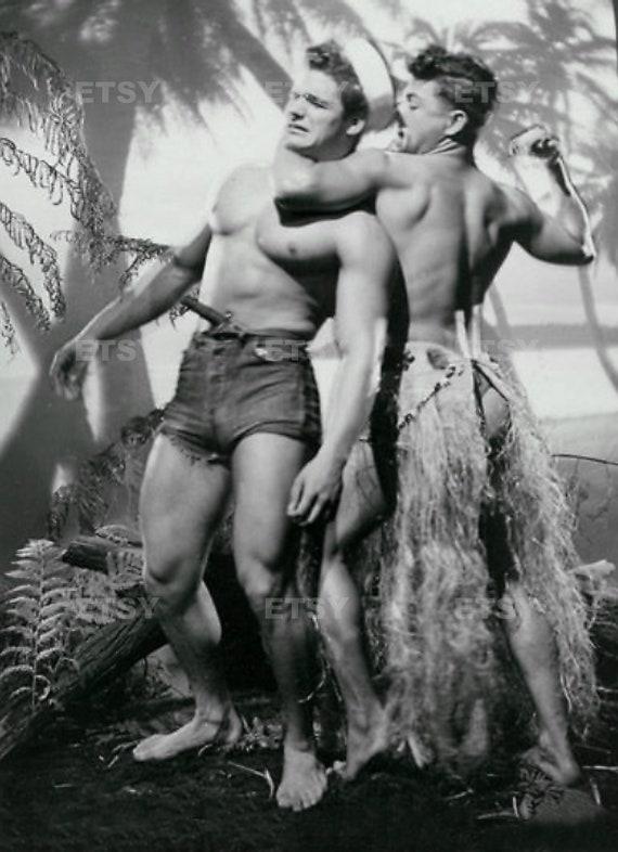 Hawian gay naked men