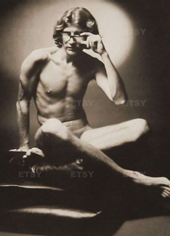 Finest Yves Saint Laurent Nude Photos