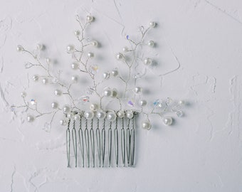 Perfectly Pearl Hair Comb/Pin