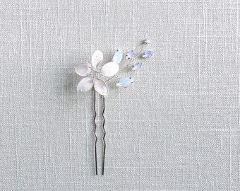 Bespoke Floral Hair Pin