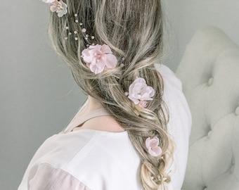 Cluster Floral Hair Vine