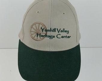 979b2dbb98d lc Oregon Yamhill Valley Heritage Center Baseball Cap Adjustable Strapback  Hat
