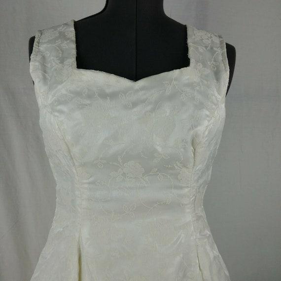Margaret's of Portland Wedding Dress Sweetheart Ne