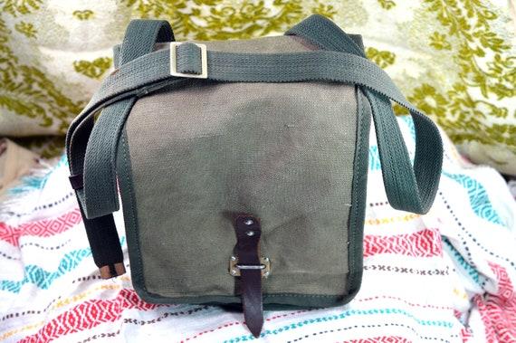 Canvas bag Shoulder bag Messenger bag Crossbody ba