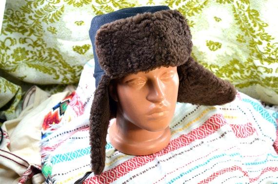 Winter hat Vintage hat Women's winter hat Toddler