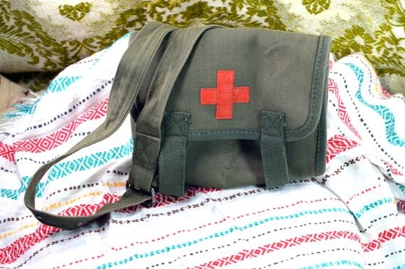 Waist bag Canvas bag Shoulder bag Canvas doctor ba