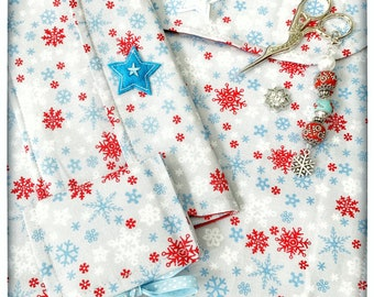 Winter Snowflake Needlework Set - 6 pieces