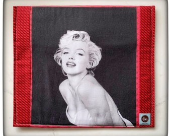 The Happiest Time of My Life is Now: Marilyn Monroe Needlework Set (6 pieces)