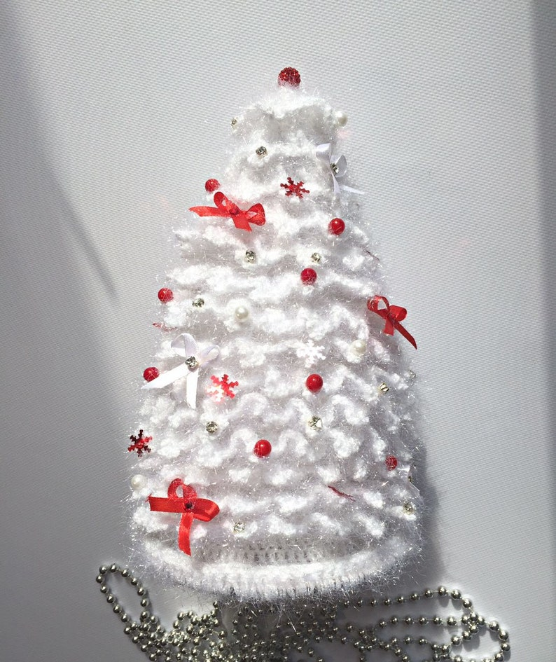 New Year Crochet christmas tree Knit Christmas tree Knitted Christmas tree Christmas,Christmas Decor
