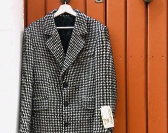Cappotto Uomo Block Marrone Man Coat Block Brown | Etsy