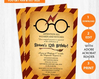 Harry Potter Bday