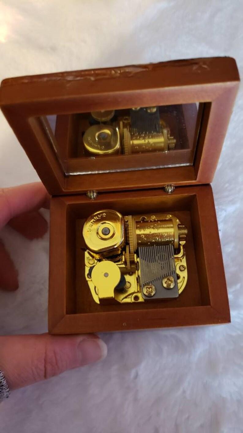 Case Closed Detective Conan Music Box Vermouth failed prototype