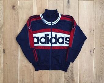 Incantesimo vintage Adidas Giacca 00bd7e4ec9b3