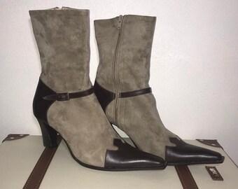 7941c38f230b75 Vero Cuoio vintage boots