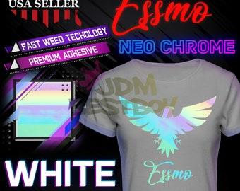 "Essmo™ Snake Skin Heat Transfer Vinyl HTV T-Shirt 20/"" Iron On Heat Press SP24"
