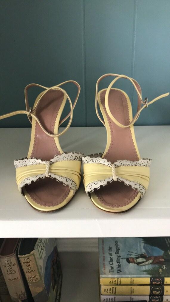 Jill Stuart RTW Strappy Sandals
