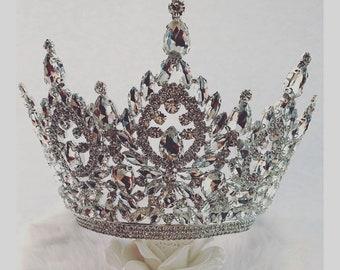Brauthao Jewelry Tiara Diadem Crown Crown
