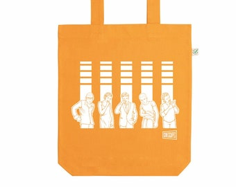 Cinescapes x Leith Tote Bag