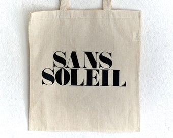 Sans Soleil (Sunless) a film by Chris Marker Tote (natural)