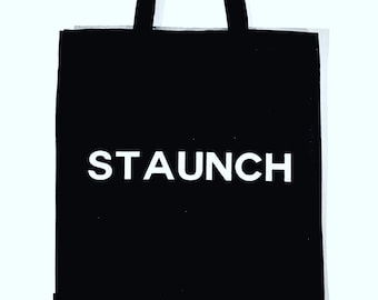 Staunch (Little Edie) Tote Bag - Large