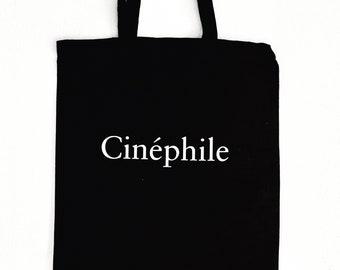 Cinephile Tote Bag