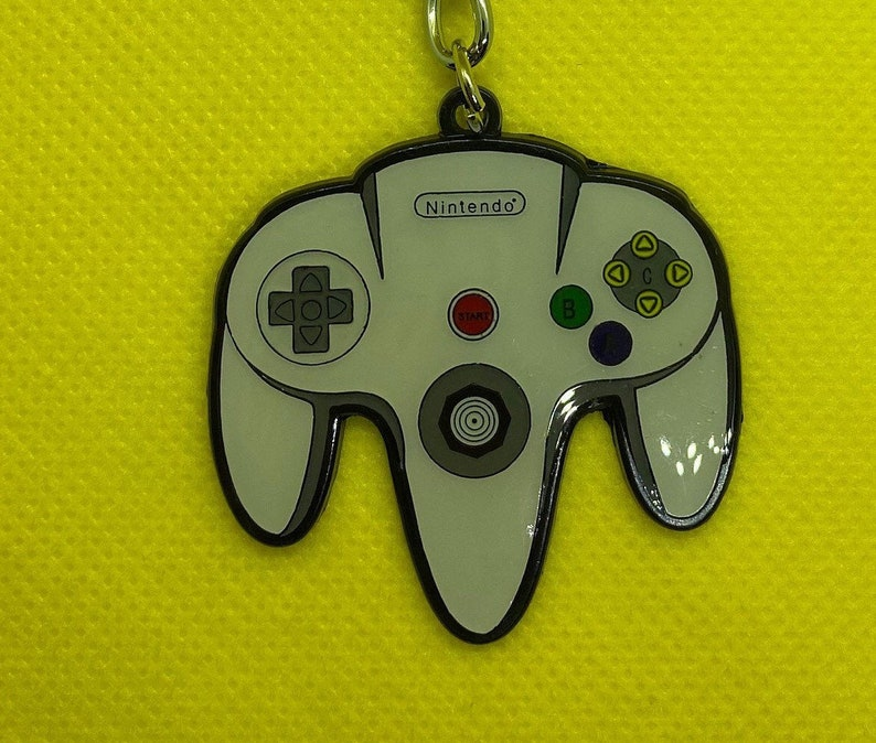 White Gaming Controller