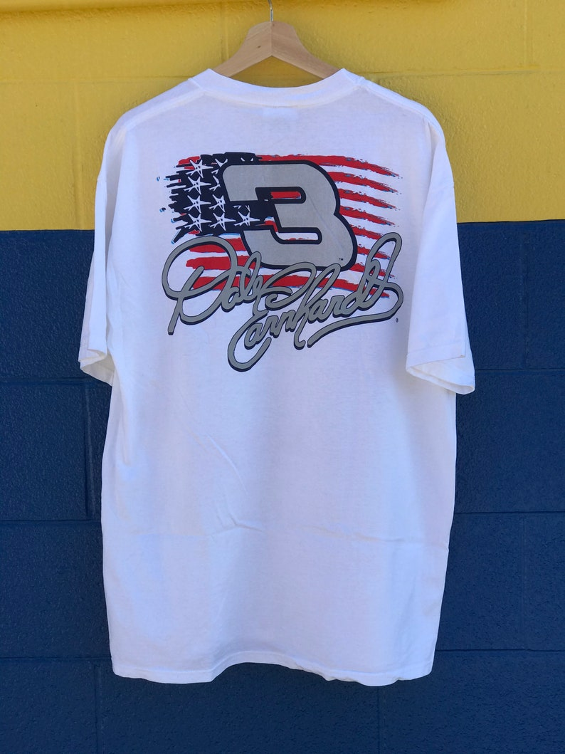 1996 Dale Earnhardt The Winston Select NASCAR Graphic T-Shirt