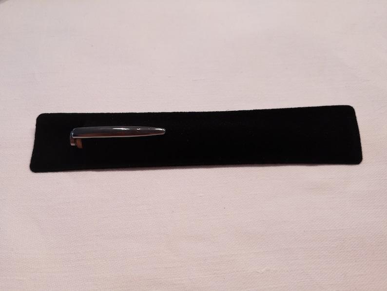 gift Ballpoint pen stuffed from birch writing instrument hand-turned