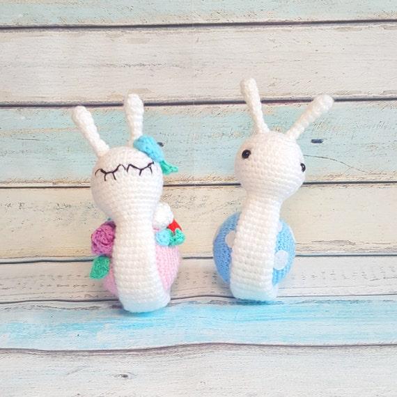Crochet Snail Pattern Best Ideas   The WHOot   570x570